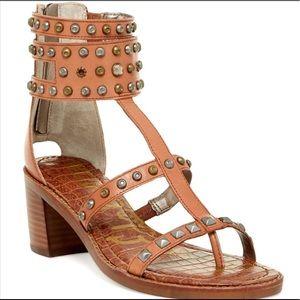Sam Edelman Dion Studded Gladiator Sandals